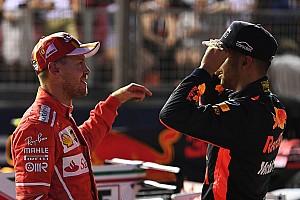 Daniel Ricciardo zu Ferrari? Sebastian Vettel sagt: