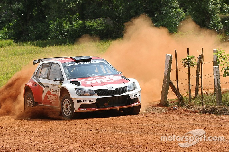 "Gill hopes India can host a WRC rally in a ""few years"""