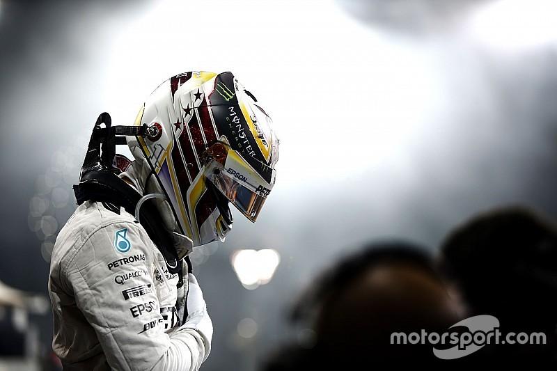 Opinion: Hamilton's defiance has given Mercedes a 2017 headache