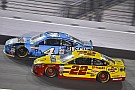 NASCAR Cup Joey Logano and Kevin Harvick - From rivals to allies