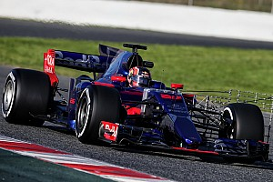 Forma-1 BRÉKING Kvyat és a Toro Rosso is örül a 83 megtett körnek