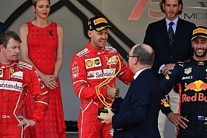 Formel 1 News Vettel-Fazit 2017: Monaco das Highlight, Baku der Tiefpunkt