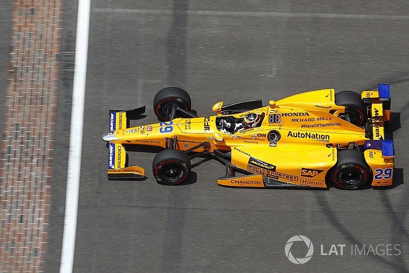 Зак Браун посетит этап IndyCar и обсудит сотрудничество с командами