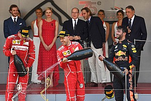 Formula 1 Race report Monaco GP: Vettel uses strategy to topple Raikkonen for win