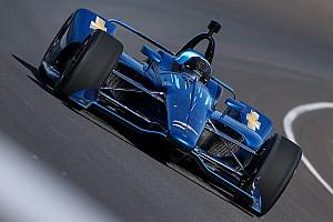 IndyCar Самое интересное Как новые обвесы IndyCar выглядят в «боевых» условиях. Фото с тестов