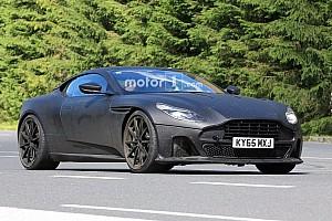 Auto Actualités L'Aston Martin DB11 commence à se montrer !