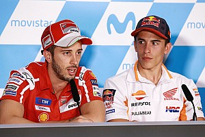MotoGP Preview Dovizioso :
