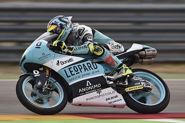 Moto3 Reporte de la carrera Mir ganó en Aragón y quedó a las puertas del título en Moto3