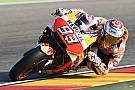 MotoGP Aragon MotoGP ısınma seansı: Sisten Marquez lider çıktı