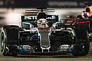 Mercedes masih ada kelemahan, Hamilton waspadai sisa 2017
