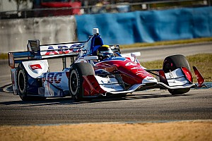 IndyCar Breaking news Foyt pleased with new drivers and Chevrolet