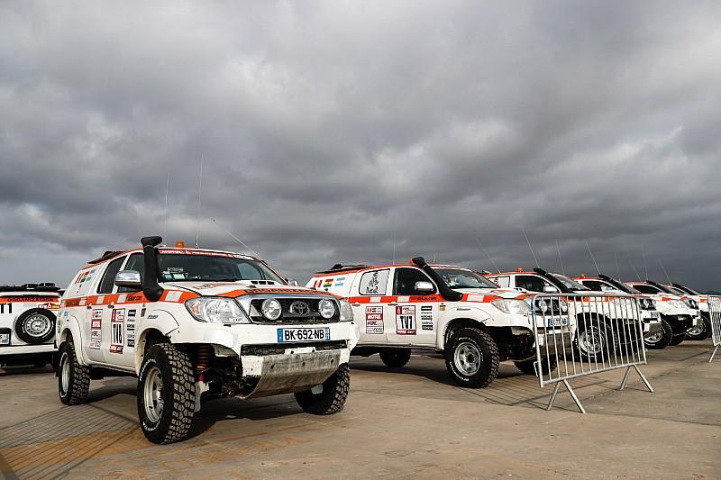 Toyota e Dakar: un legame sempre più forte in Argentina
