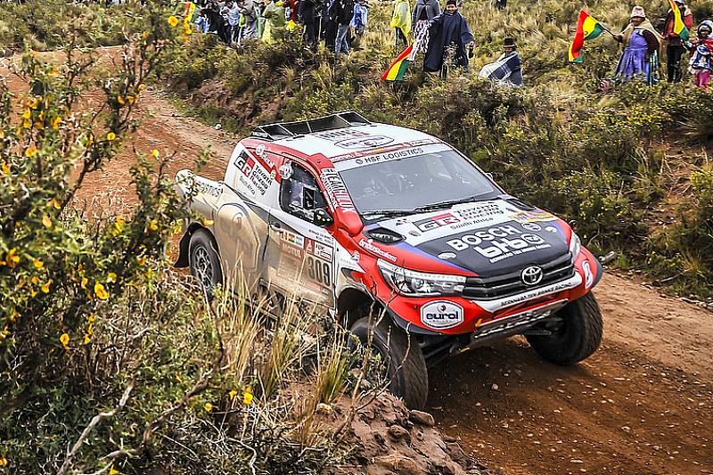 Dakar, Auto, Tappa 11: svetta Ten Brinke. Sainz, la vittoria si avvicina