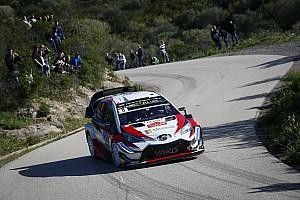 WRC Crónica de Carrera Tanak, primer líder en Portugal