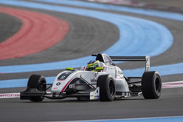Formule Renault Raceverslag FR 2.0 Paul Ricard: Sargeant wint seizoensopener, uitvalbeurt Verschoor