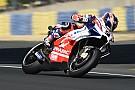 MotoGP En première ligne, Petrucci vise le top 5 à l'arrivée