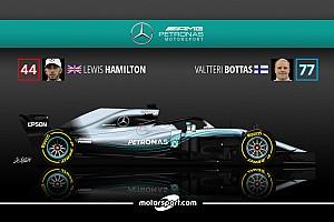 Guide F1 2018 - Mercedes, à la recherche du firmament