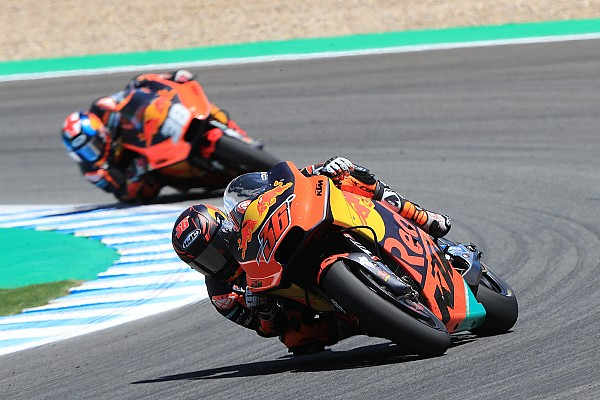 KTM could switch to