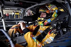 Kyle Busch: Ford teams had superior straightaway speed at Michigan