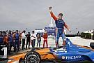 IndyCar デトロイト・レース1:ディクソン今季初優勝。佐藤5位フィニッシュ