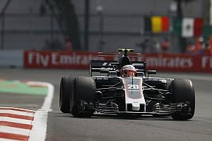 Fórmula 1 Noticias Haas considera que Magnussen fue perfecto en México