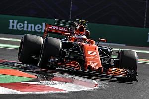 Formel 1 Kolumne F1-Kolumne von Stoffel Vandoorne: McLaren fehlt es an Topspeed