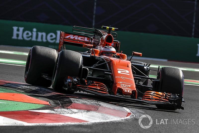 Vandoorne column: Lack of top speed too big a handicap in Mexico