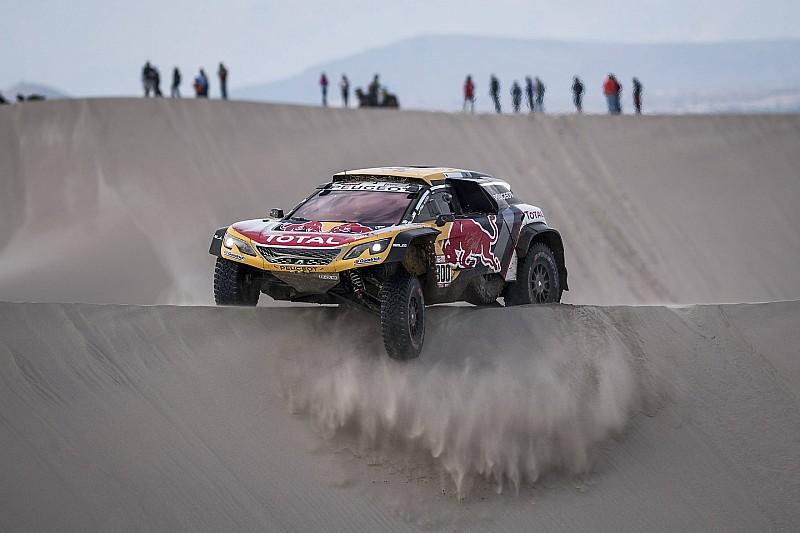 Premiere: Rallye Dakar 2019 ausschließlich in Peru