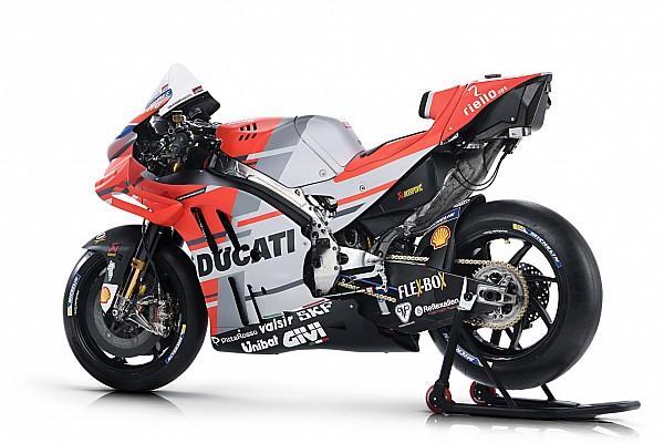MotoGP Breaking news Makna di balik livery abu-abu Ducati
