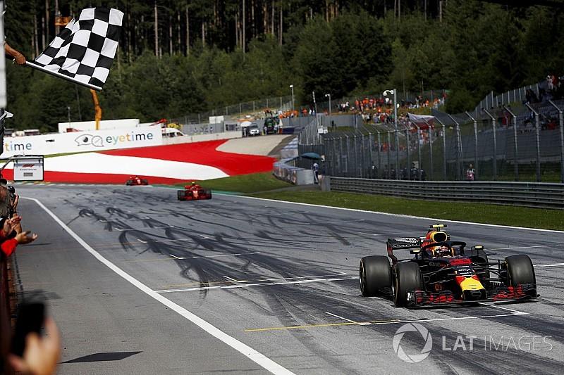 Beste teamradio Oostenrijk: Verstappen laat zich horen