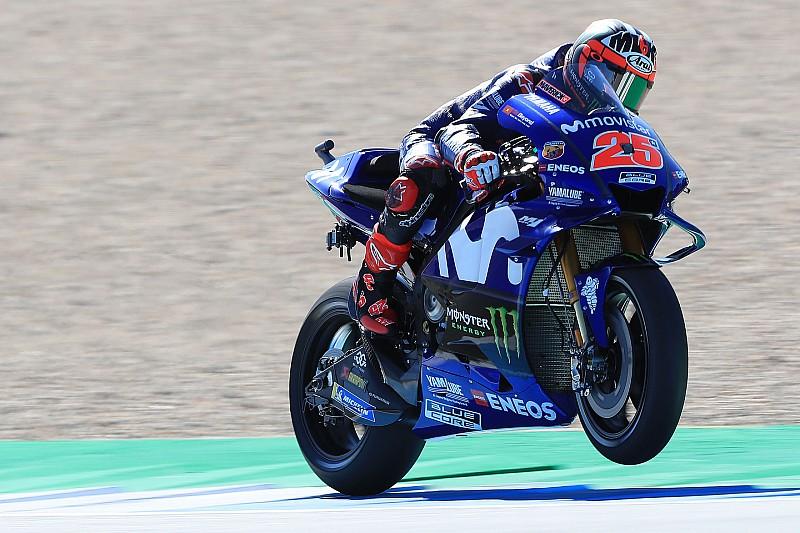 FP2 MotoGP Belanda: Vinales terdepan, Marquez tercecer