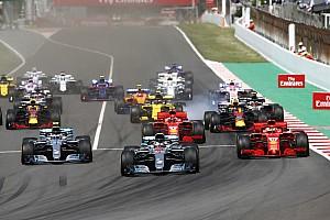 La réglementation F1 hybride est allée