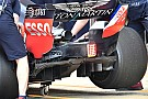 Which F1 team is winning the early aero war?