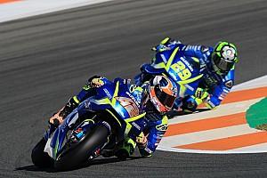 MotoGP Breaking news MotoGP rivals support Suzuki regaining concessions