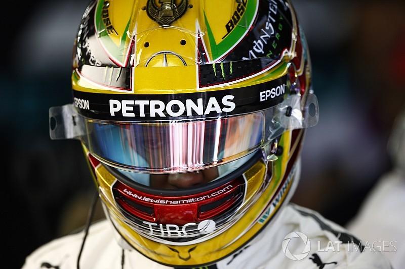 Lewis Hamilton élu