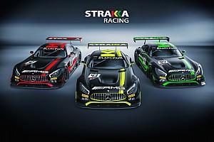 Blancpain Endurance Breaking news Strakka switches from McLaren to Mercedes for 2018