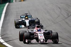 汉密尔顿:超车难是现役F1赛车的
