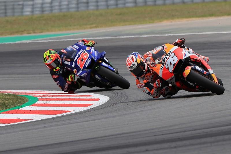Rossi-Vinales nantikan kehadiran Pedrosa