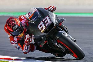 MotoGP Testverslag Marquez voor Iannone tijdens post-GP test Barcelona