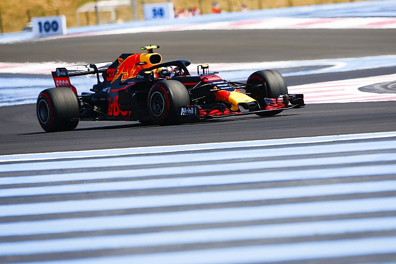 Fotogallery: il ritorno della F1 al Paul Ricard nelle Libere del GP di Francia