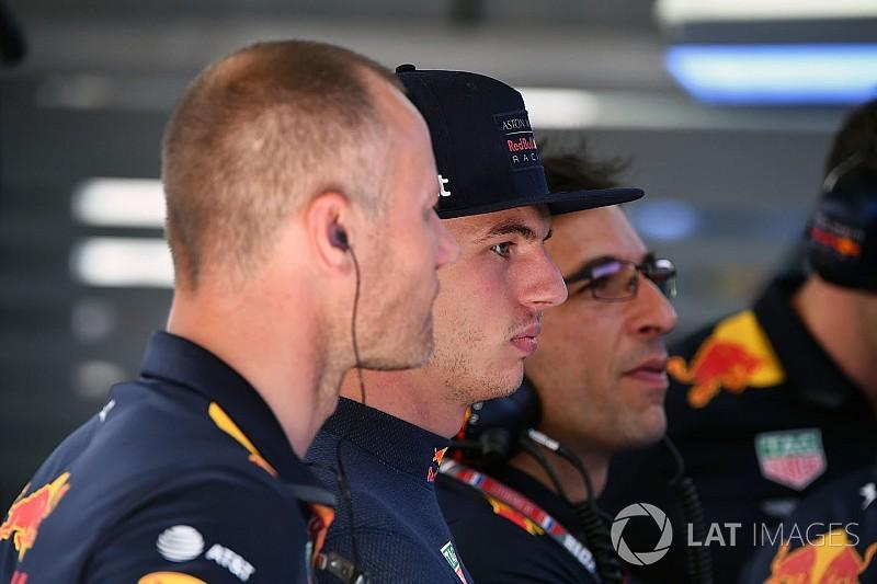 Marko: Red Bull, Verstappen'i