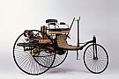 Automotive Mercedes selling replica of the very first car ever patented