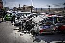 WTCR Un carambolage monstre au départ de la course de Vila Real