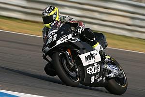 MotoGP Breaking news Aprilia delays new MotoGP engine to Qatar race