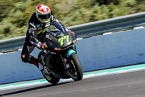 Moto2 News Moto2-Pilot Dominique Aegerter