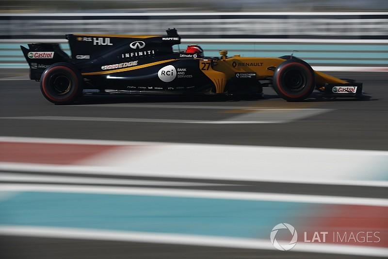 Shark fins won't make 2018 F1 return
