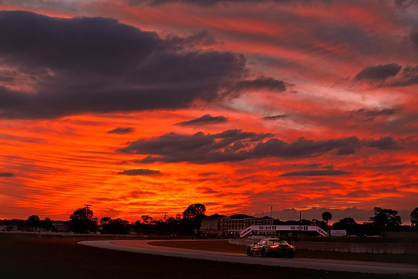 WEC Sebring WEC race moved to Friday, reduced to 1000 miles