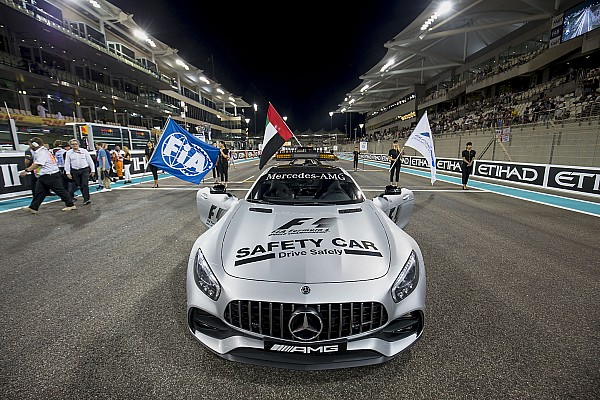 Formula 1 Özel Haber Formula 1'i tanıyalım: Güvenlik aracı