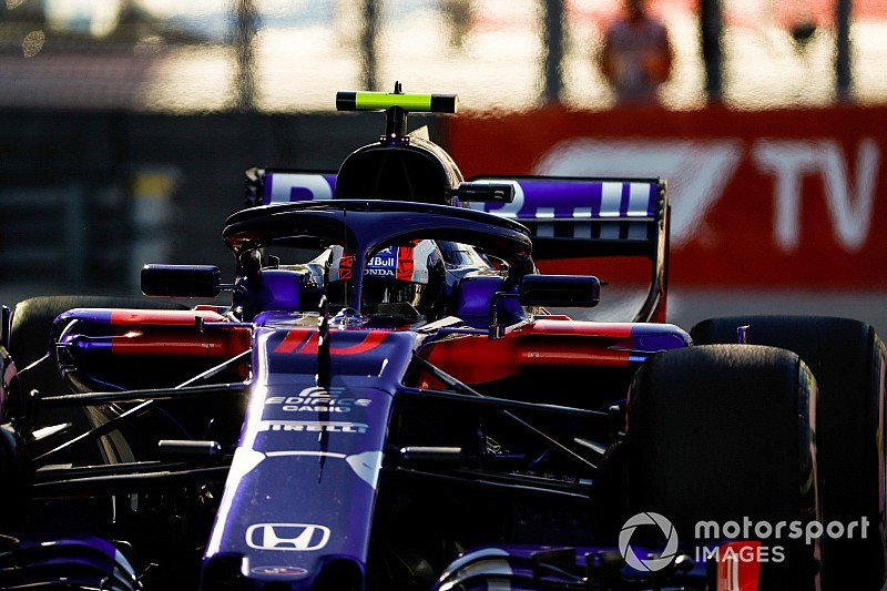 Toro Rosso : L'évolution Honda est