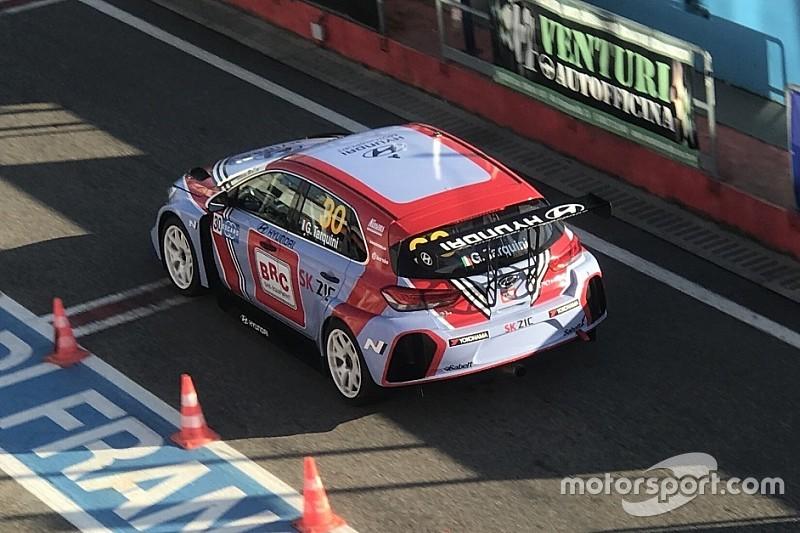 Catsburg e Farfus provano la Hyundai a Portimão: